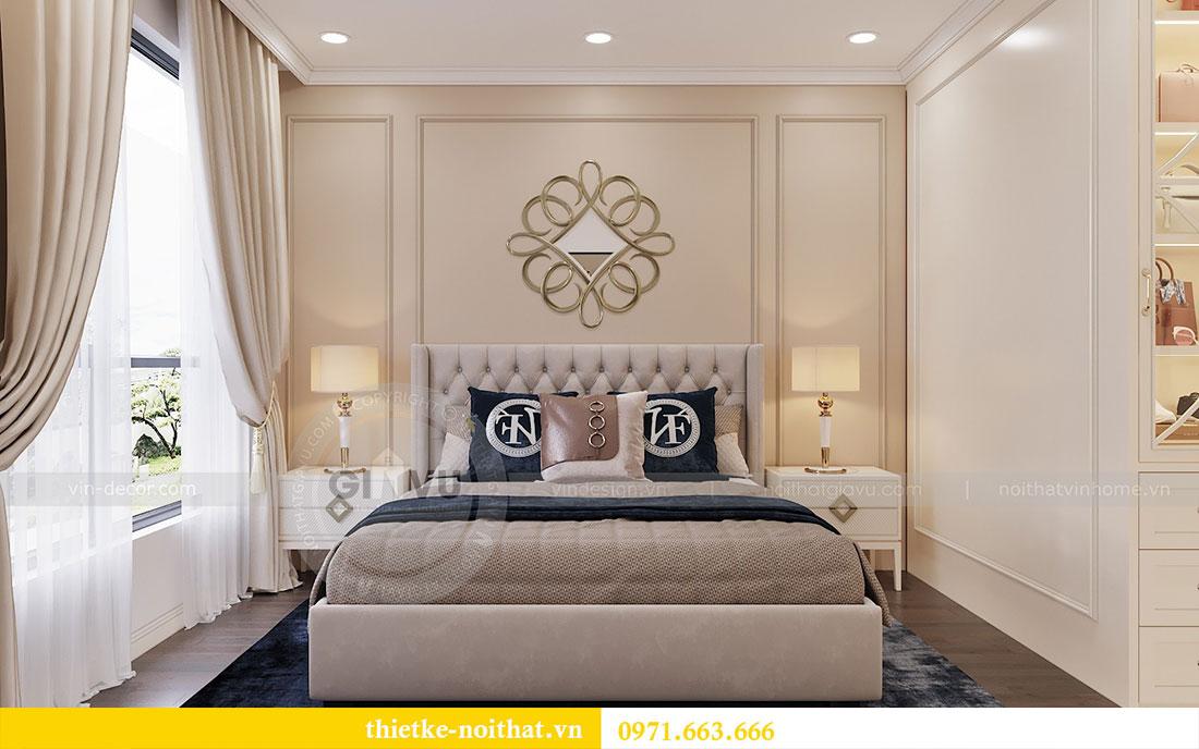 Thiết kế nội thất chung cư trọn gói căn 3 ngủ - anh Chung 8