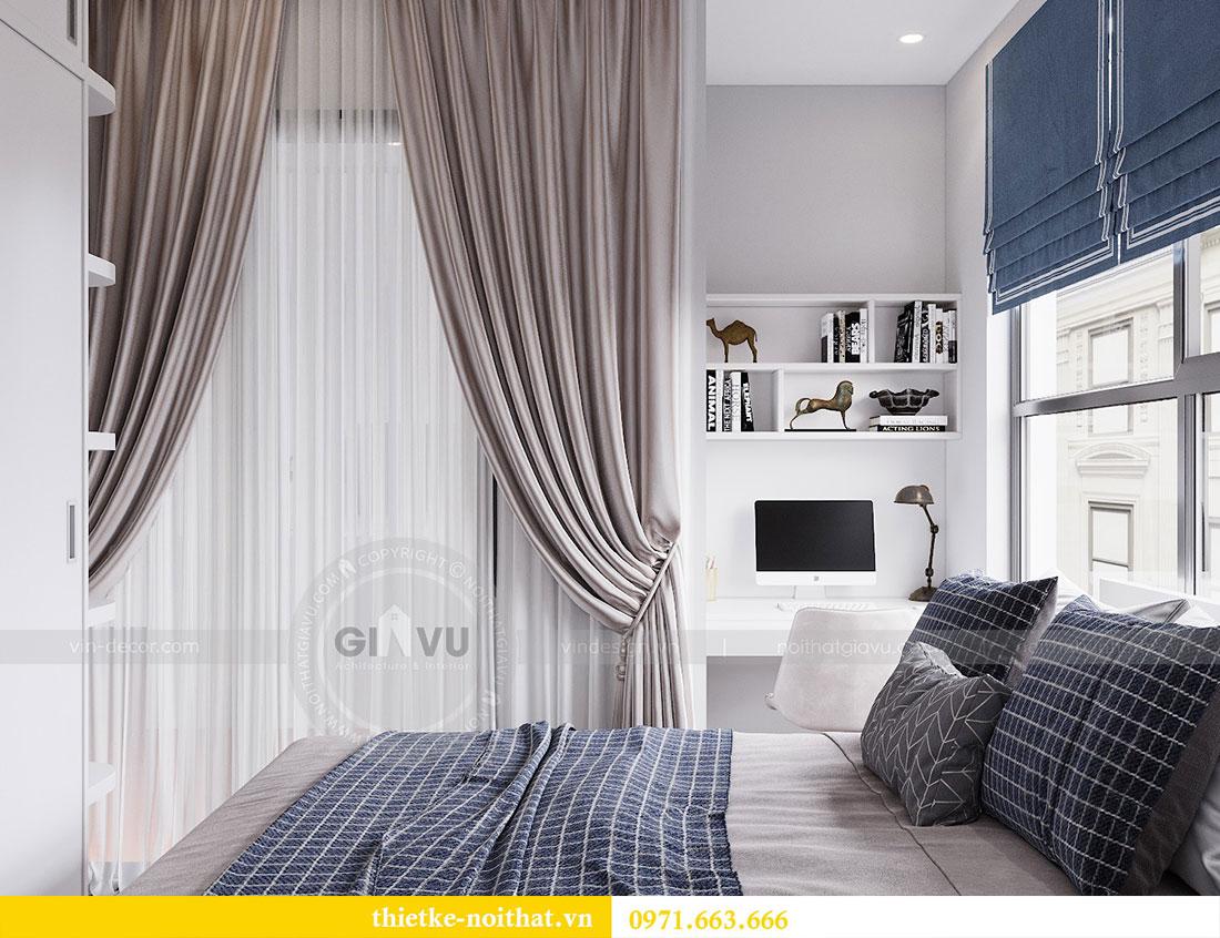 Ý tưởng thiết kế nội thất hiện đại cho căn hộ 3 phòng ngủ - anh Đoan 10