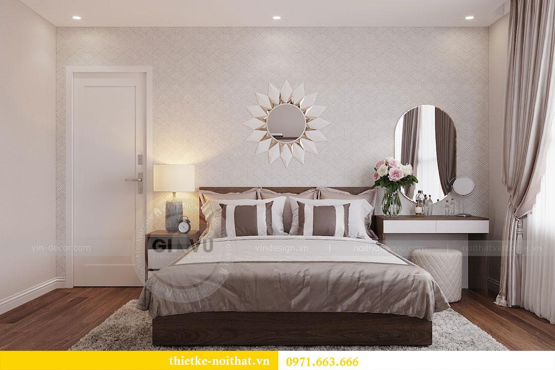 Ý tưởng thiết kế nội thất hiện đại cho căn hộ 3 phòng ngủ - anh Đoan 11