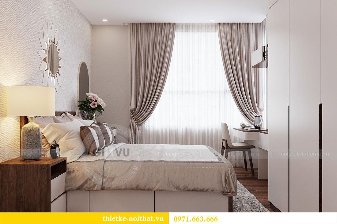 Ý tưởng thiết kế nội thất hiện đại cho căn hộ 3 phòng ngủ - anh Đoan 12