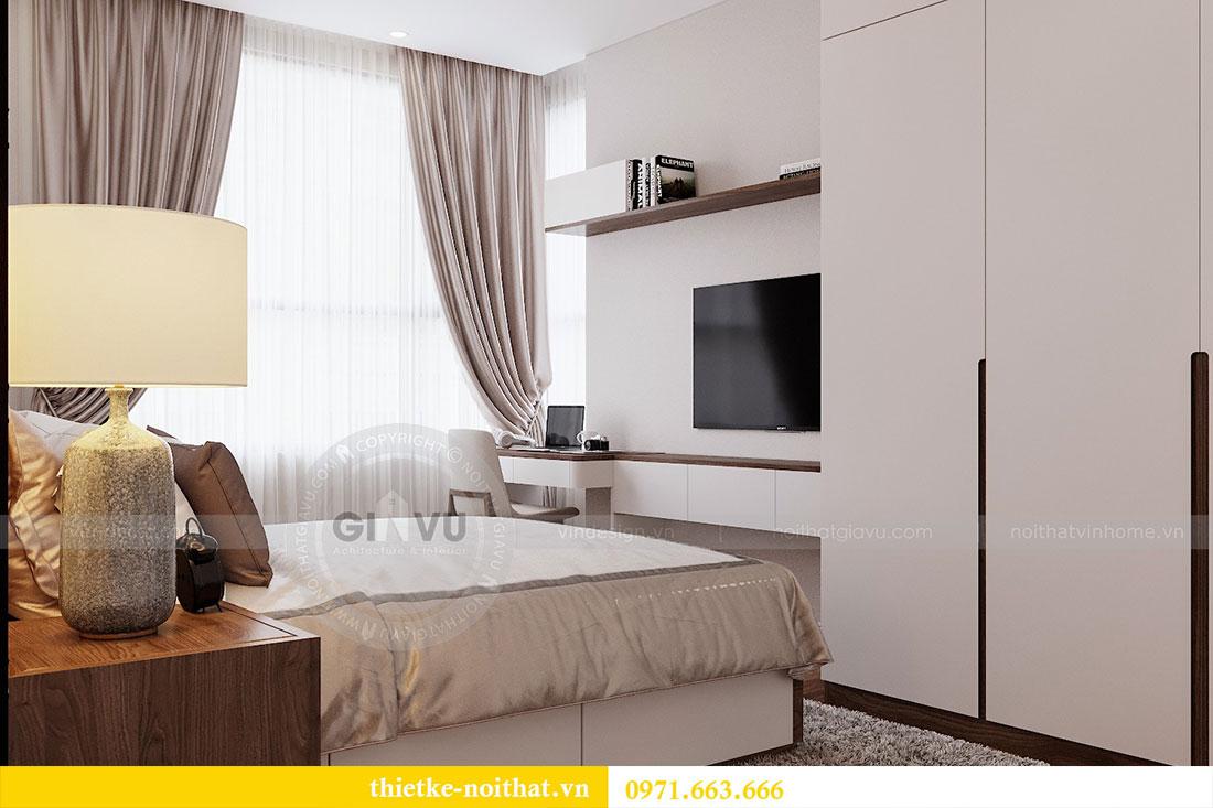 Ý tưởng thiết kế nội thất hiện đại cho căn hộ 3 phòng ngủ - anh Đoan 13