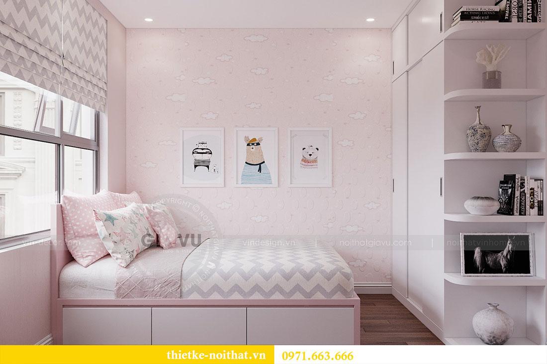 Ý tưởng thiết kế nội thất hiện đại cho căn hộ 3 phòng ngủ - anh Đoan 7
