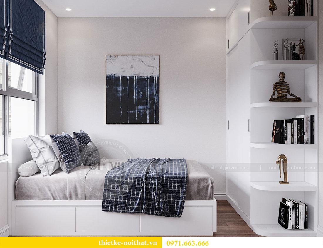 Ý tưởng thiết kế nội thất hiện đại cho căn hộ 3 phòng ngủ - anh Đoan 8