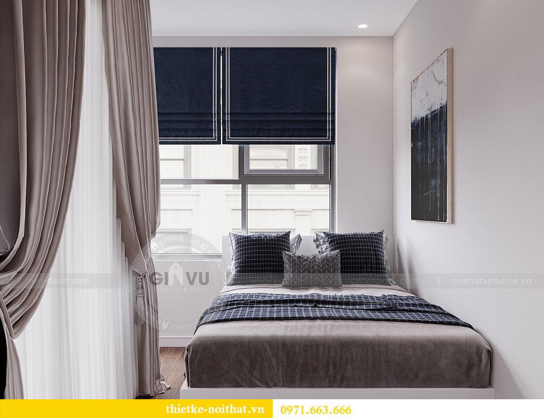 Ý tưởng thiết kế nội thất hiện đại cho căn hộ 3 phòng ngủ - anh Đoan 9