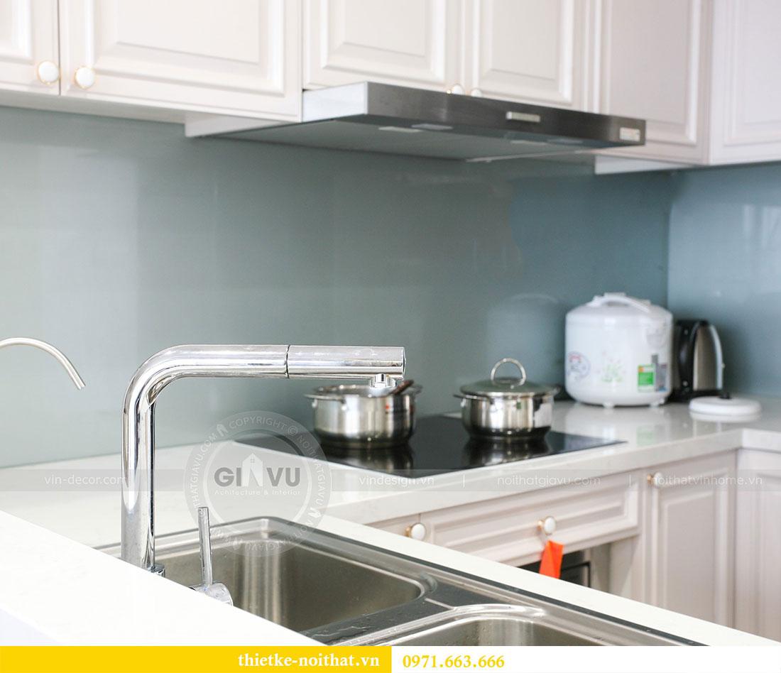 Hoàn thiện nội thất chung cư căn hộ 85m2 chỉ với 335 triệu đồng 4