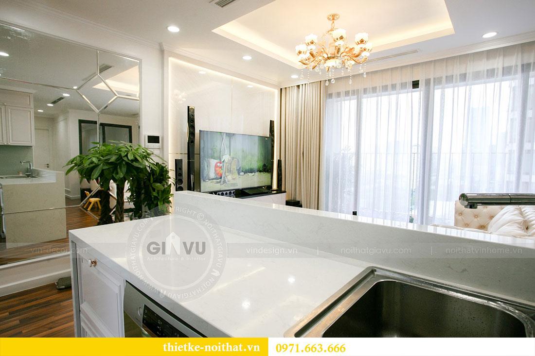 Hoàn thiện nội thất chung cư căn hộ 85m2 chỉ với 335 triệu đồng 5
