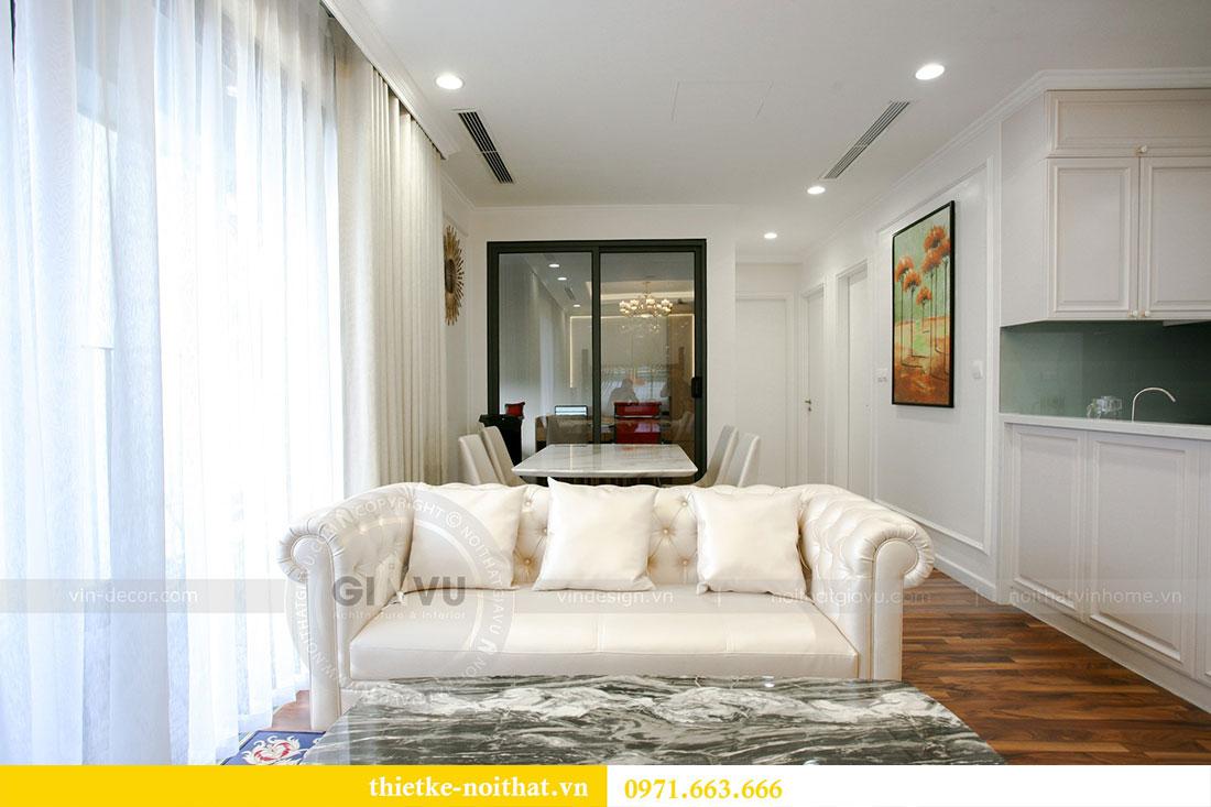 Hoàn thiện nội thất chung cư căn hộ 85m2 chỉ với 335 triệu đồng 7