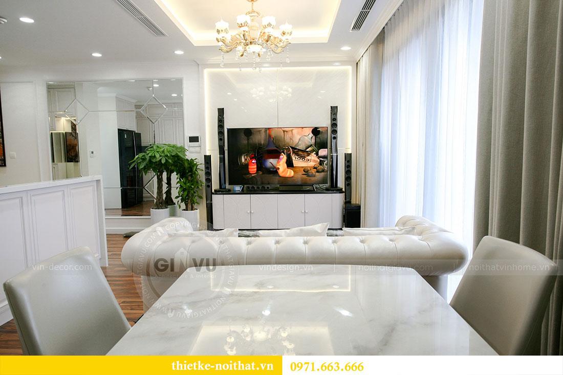 Hoàn thiện nội thất chung cư căn hộ 85m2 chỉ với 335 triệu đồng 8