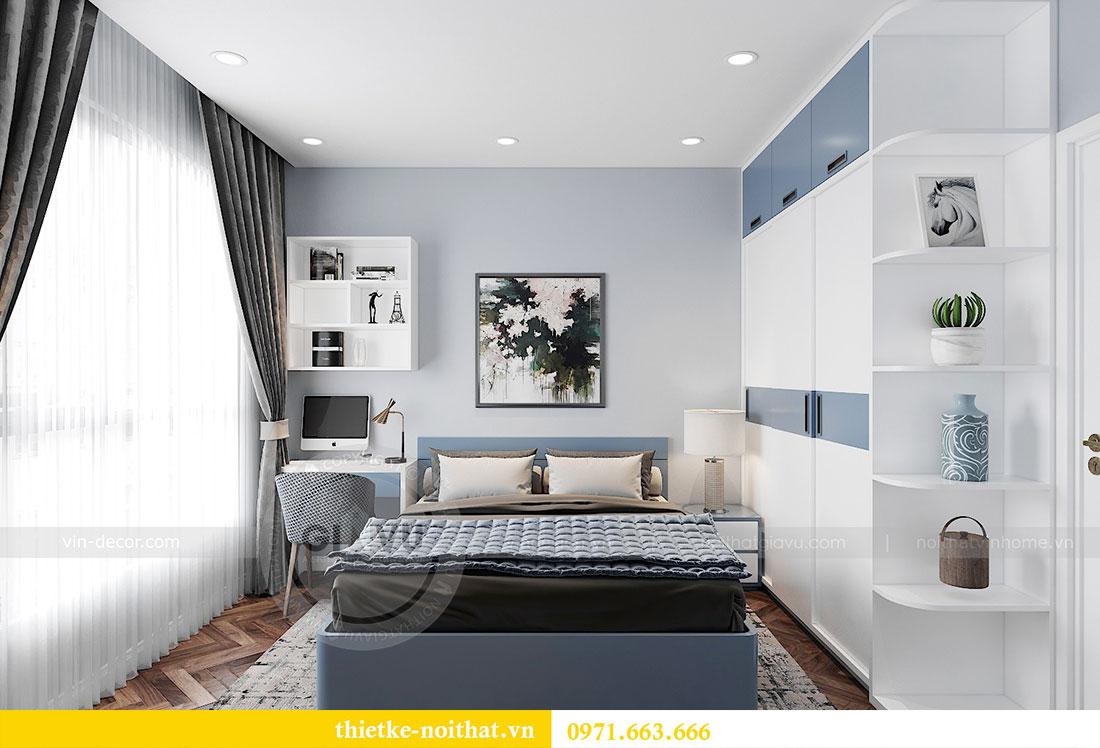 Thiết kế nội thất căn hộ 08 tòa C7 tại Vinhomes Dcapitale - anh Lượng 6