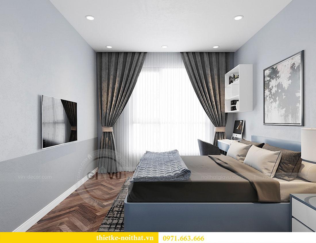 Thiết kế nội thất căn hộ 08 tòa C7 tại Vinhomes Dcapitale - anh Lượng 7