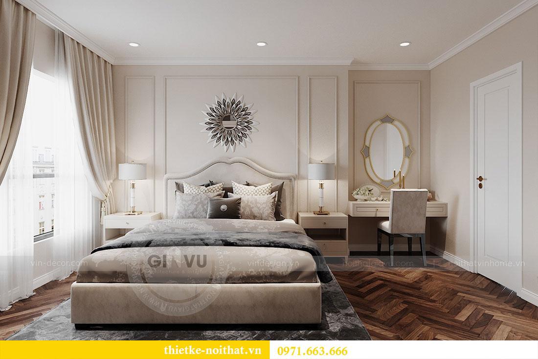 Thiết kế nội thất căn hộ 08 tòa C7 tại Vinhomes Dcapitale - anh Lượng 8