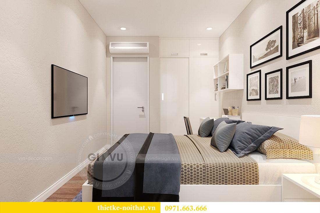 Thiết kế nội thất căn hộ 10 tòa C3 chung cư Dcapitale - anh Kiên 11