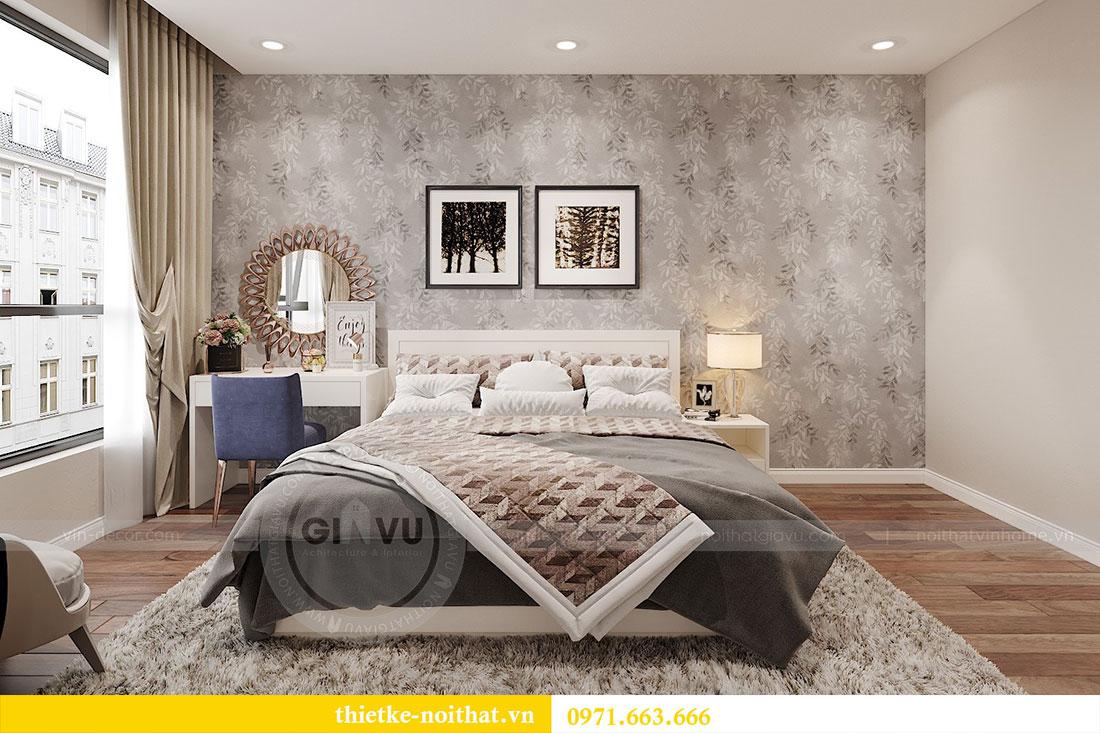 Thiết kế nội thất căn hộ 10 tòa C3 chung cư Dcapitale - anh Kiên 12