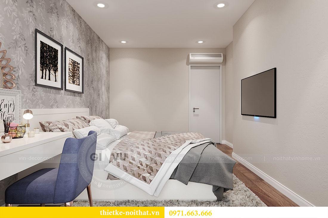 Thiết kế nội thất căn hộ 10 tòa C3 chung cư Dcapitale - anh Kiên 14