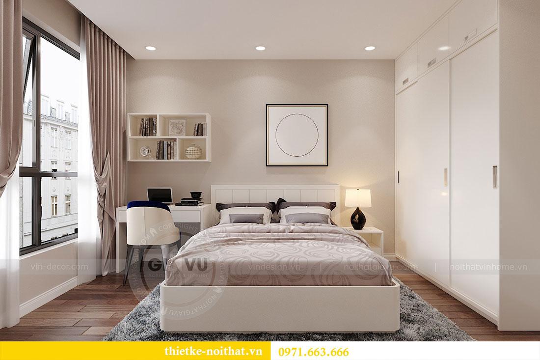 Thiết kế nội thất căn hộ 10 tòa C3 chung cư Dcapitale - anh Kiên 6