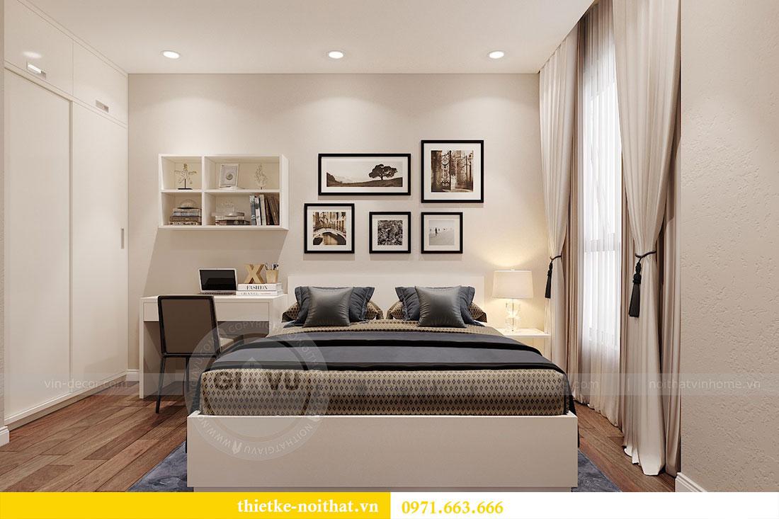 Thiết kế nội thất căn hộ 10 tòa C3 chung cư Dcapitale - anh Kiên 9