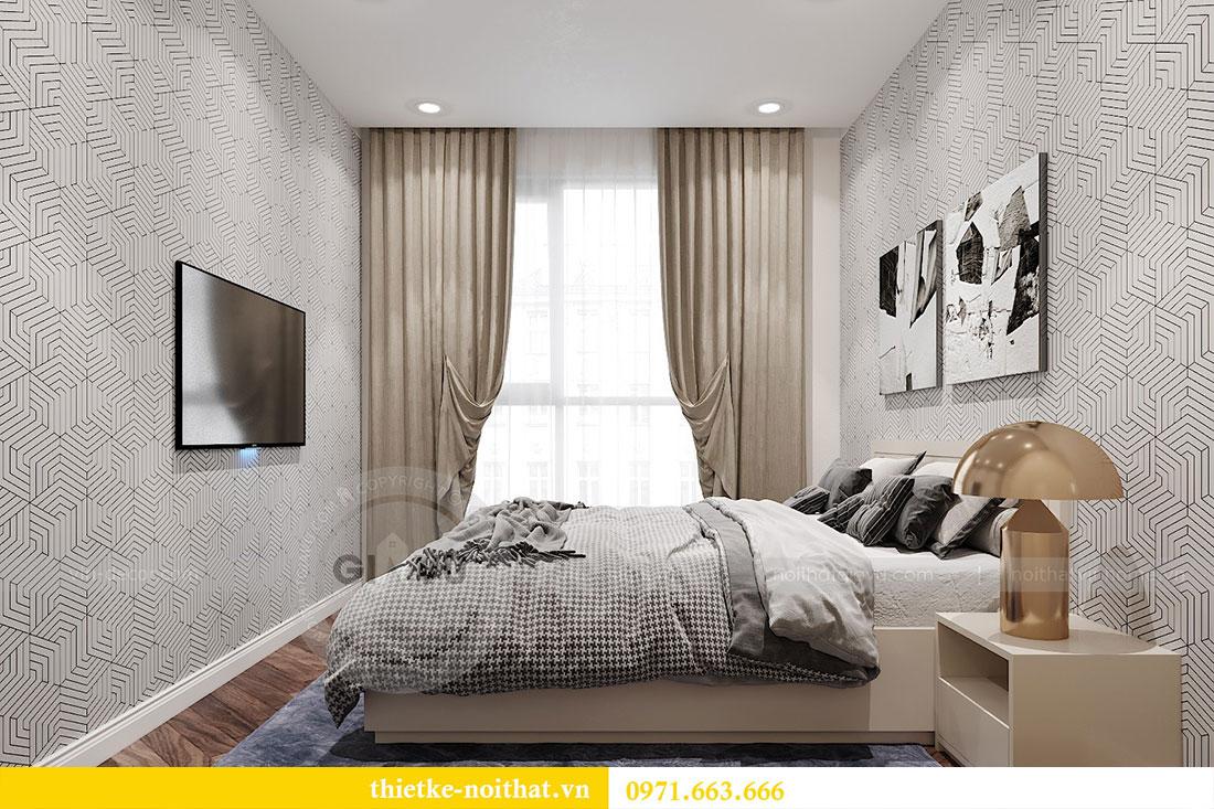 Thiết kế nội thất chung cư D capitale tòa C7 căn 12 chị Hương 10