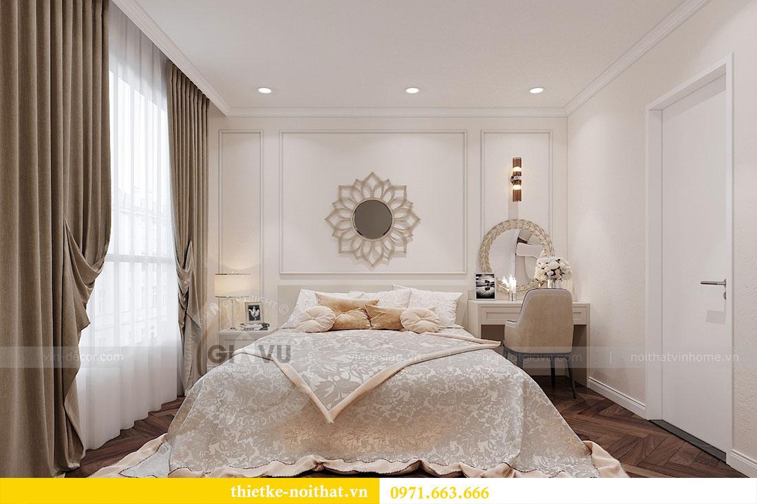 Thiết kế nội thất chung cư D capitale tòa C7 căn 12 chị Hương 11