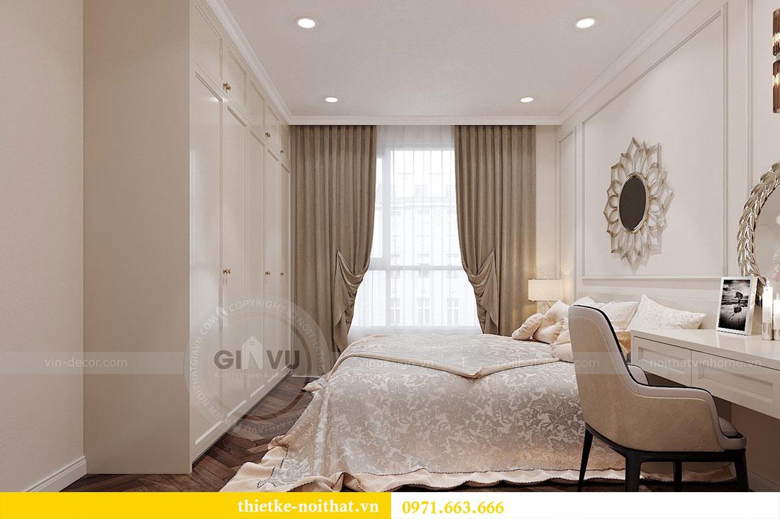 Thiết kế nội thất chung cư D capitale tòa C7 căn 12 chị Hương 12