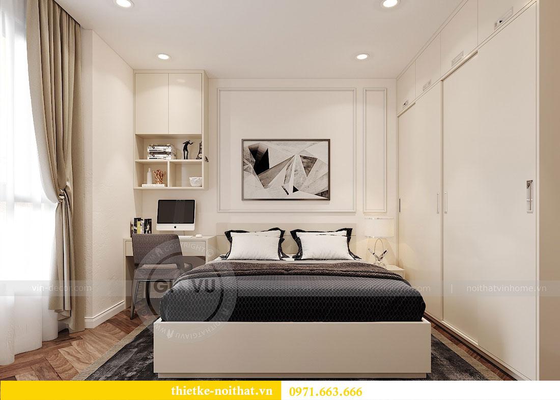 Thiết kế nội thất chung cư D capitale tòa C7 căn 12 chị Hương 7