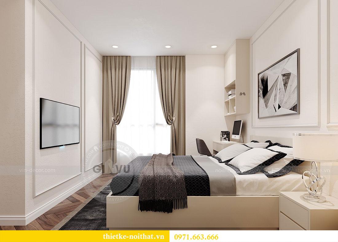 Thiết kế nội thất chung cư D capitale tòa C7 căn 12 chị Hương 8