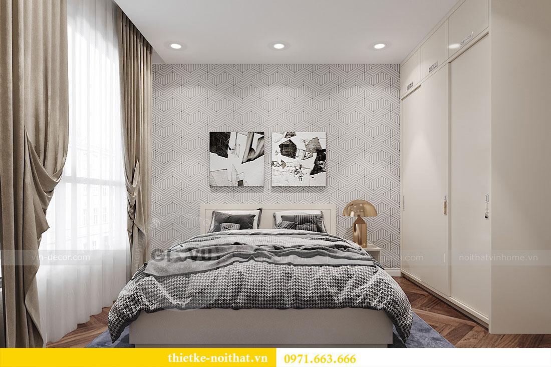 Thiết kế nội thất chung cư D capitale tòa C7 căn 12 chị Hương 9