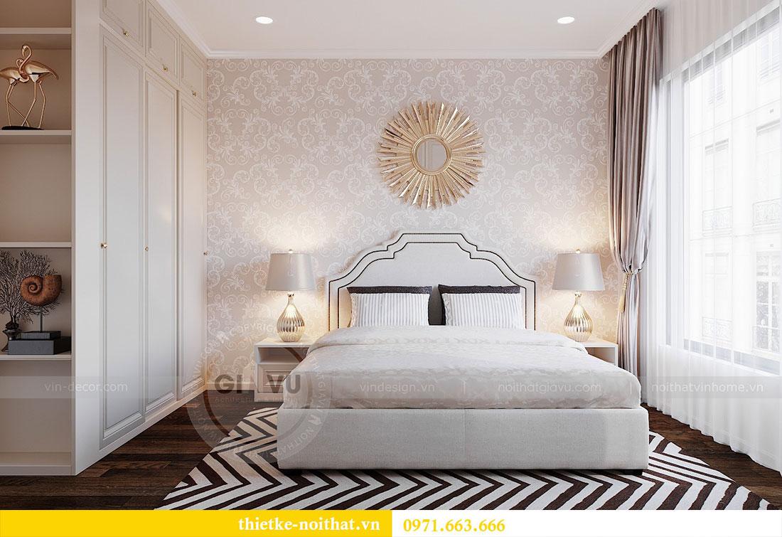 Thiết kế nội thất chung cư Dcapitale căn hộ 11 tòa C3 - anh Phương 10