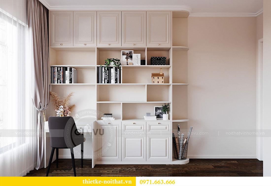 Thiết kế nội thất chung cư Dcapitale căn hộ 11 tòa C3 - anh Phương 11