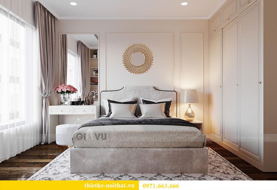 Thiết kế nội thất chung cư Dcapitale căn hộ 11 tòa C3 - anh Phương 8