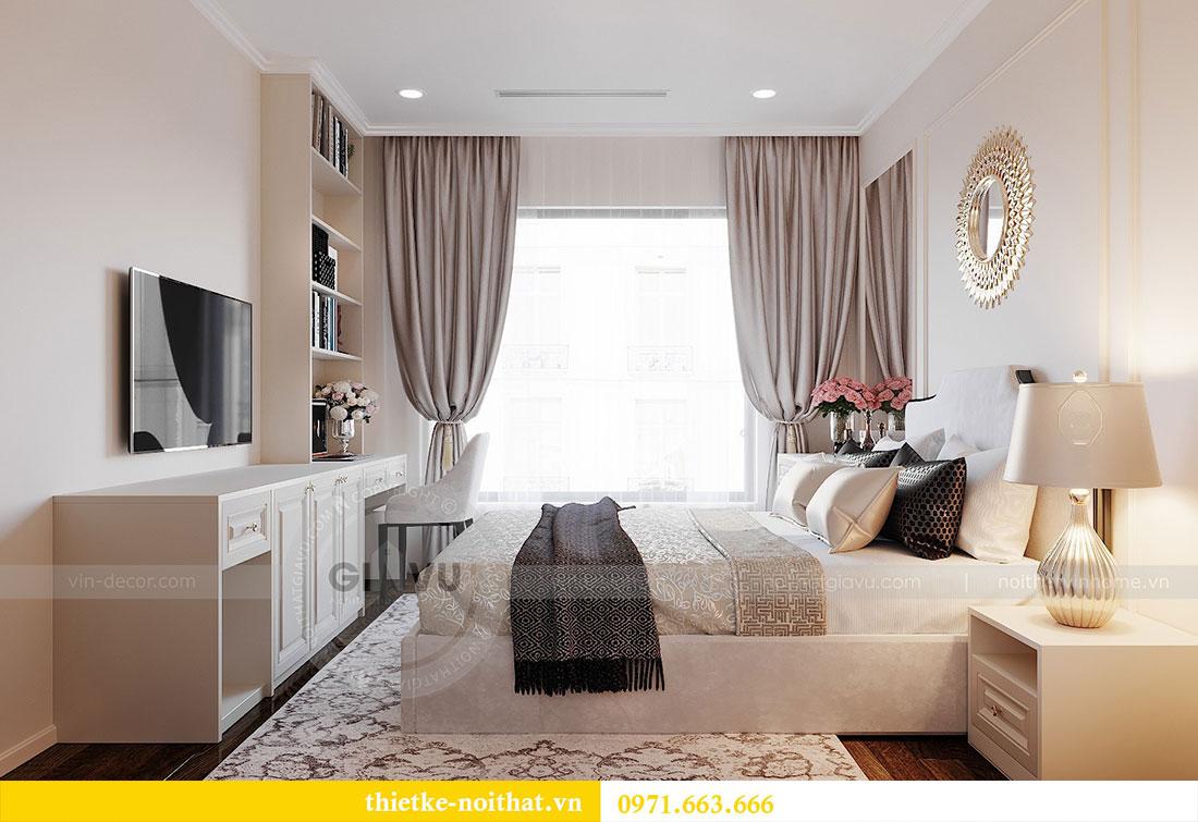 Thiết kế nội thất chung cư Dcapitale căn hộ 11 tòa C3 - anh Phương 9