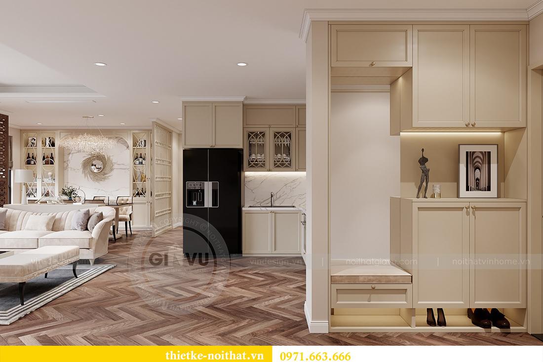 Thiết kế nội thất chung cư sang trọng tại Vinhomes Dcapitale - anh Trung 1