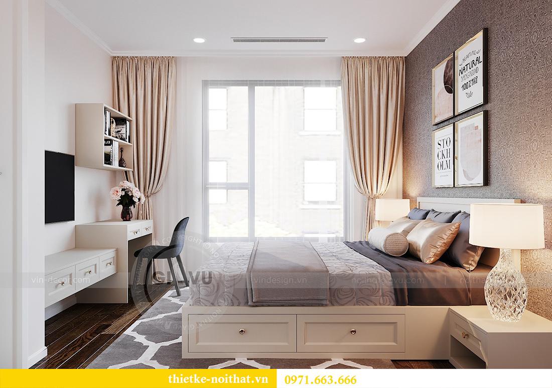 Thiết kế nội thất chung cư sang trọng tại Vinhomes Dcapitale - anh Trung 12