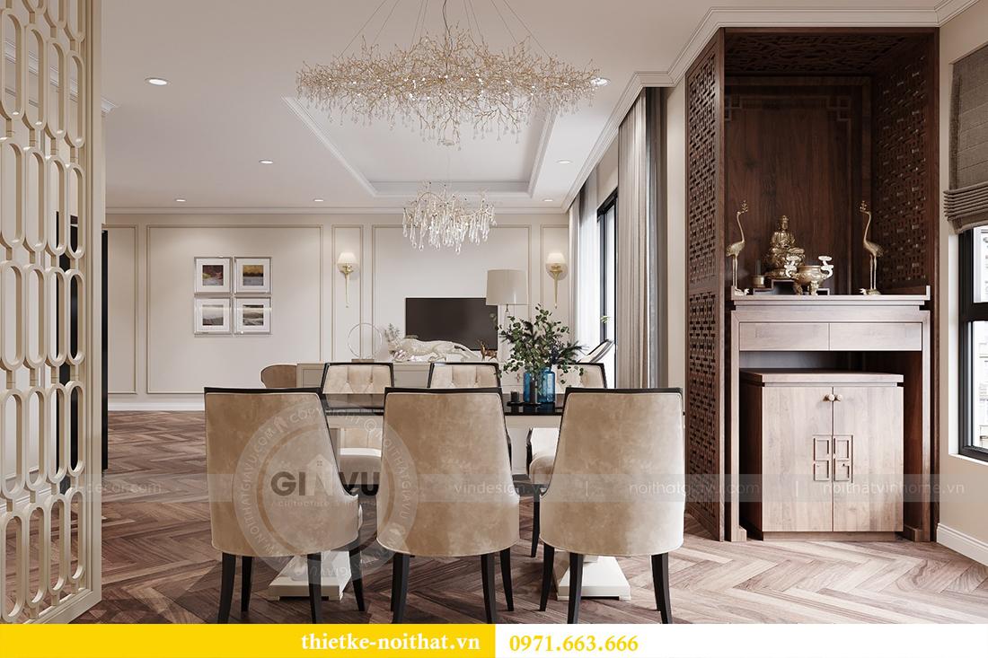 Thiết kế nội thất chung cư sang trọng tại Vinhomes Dcapitale - anh Trung 6