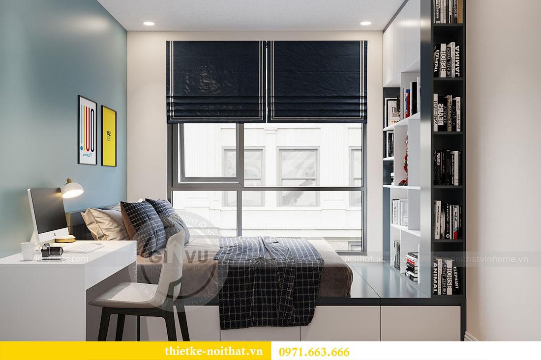 Thiết kế nội thất Vinhomes Green Bay tòa G2 căn 05 - Mrs.Hiên 11