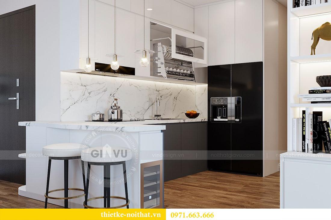Thiết kế nội thất Vinhomes Green Bay tòa G2 căn 05 - Mrs.Hiên 3