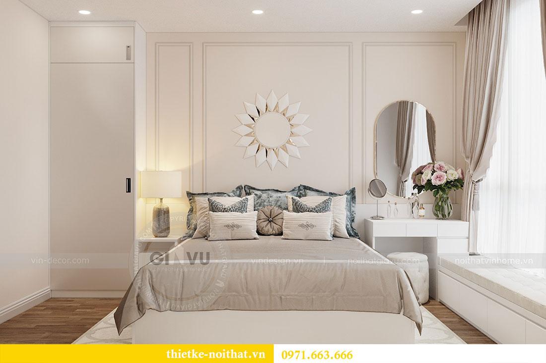 Thiết kế nội thất Vinhomes Green Bay tòa G2 căn 05 - Mrs.Hiên 6