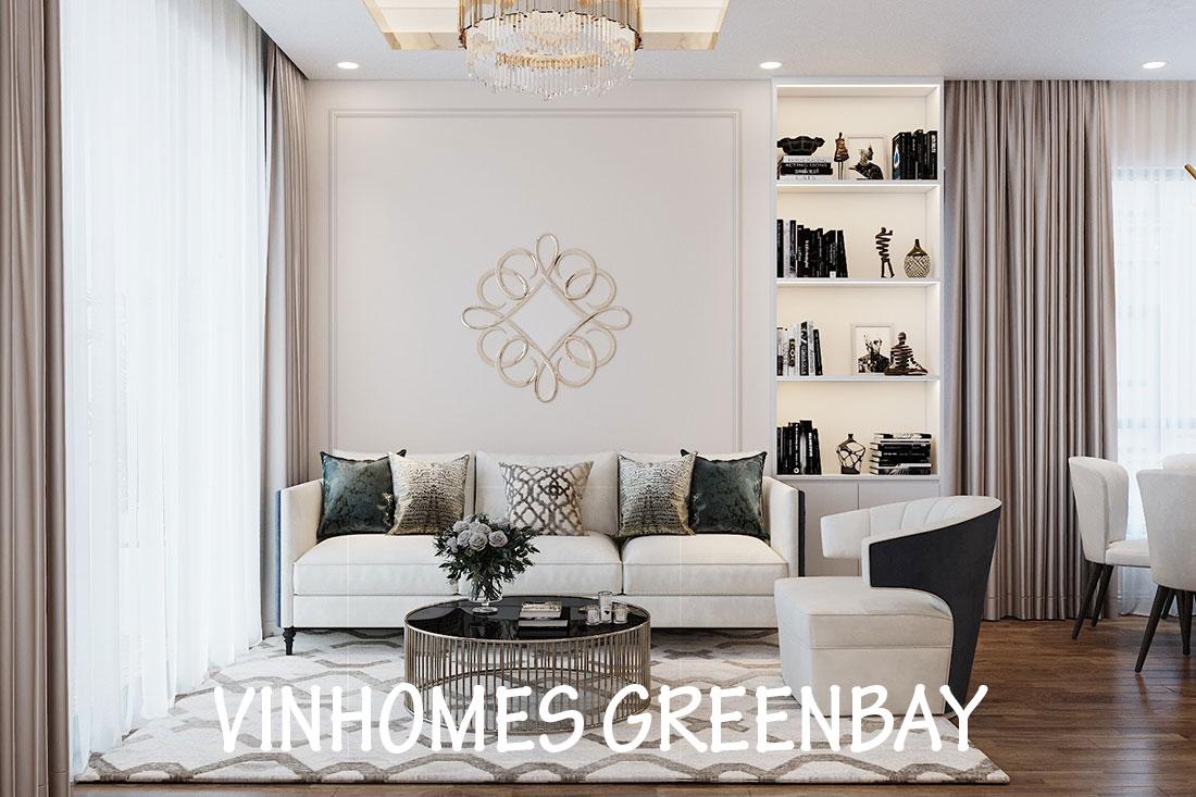 Thiết Kế Nội Thất Vinhomes Green Bay Tòa G2 Căn 05 – Mrs.Hiên