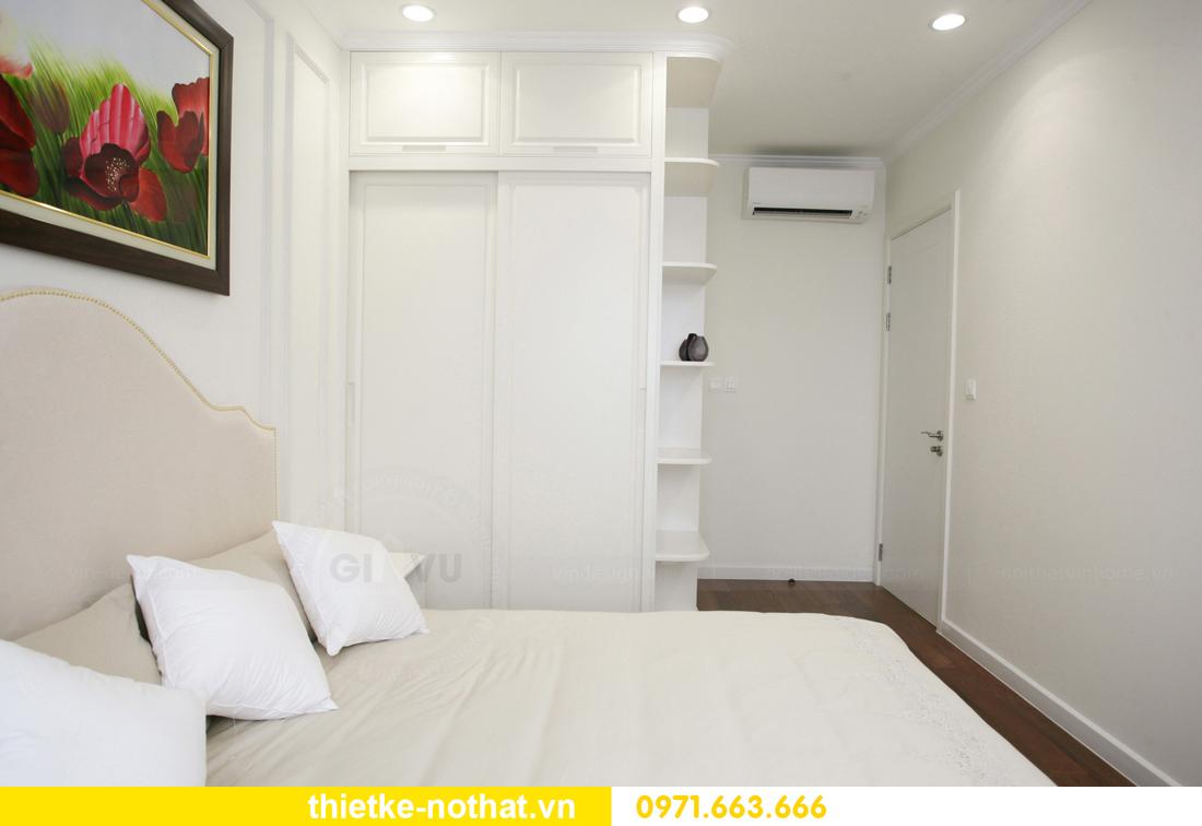thi công nội thất căn hộ 2 phòng ngủ tại chung cư DCapitale 15