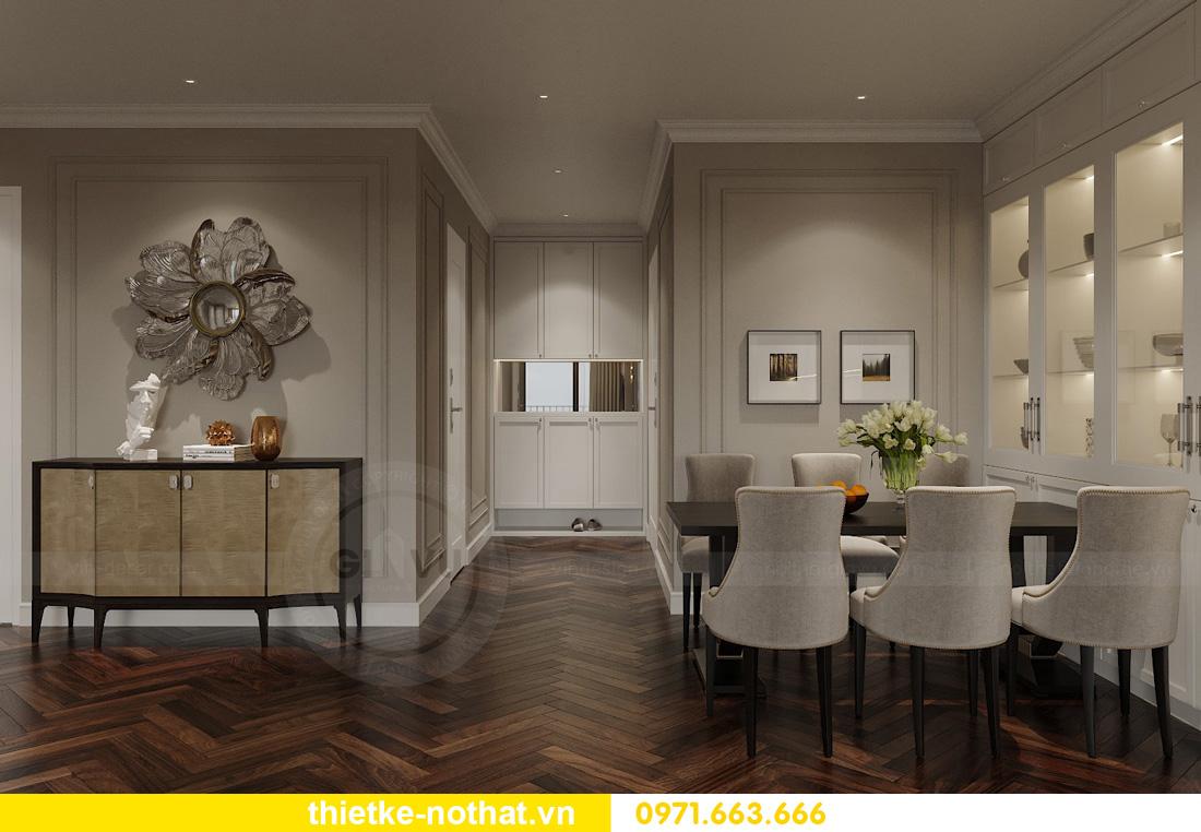 Thiết kế nội thất Vinhomes West Point tòa W3 căn 05A anh Hà 01