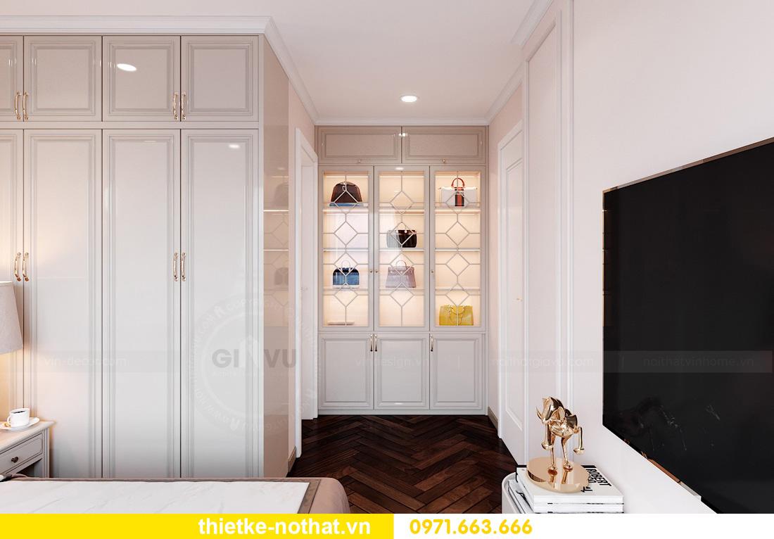 Thiết kế thi công nội thất chung cư West Point tòa W1 căn 05 9