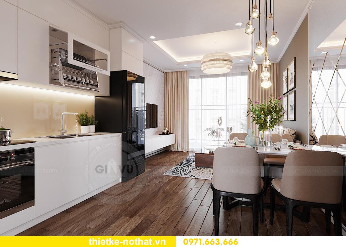 thiết kế nội thất căn hộ Vinhomes West Point tòa W3 căn 08A 1