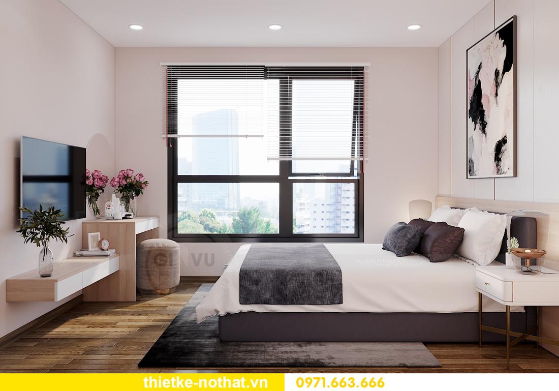 mẫu nội thất chung cư Vinhomes West Point tòa W1 CH03 6