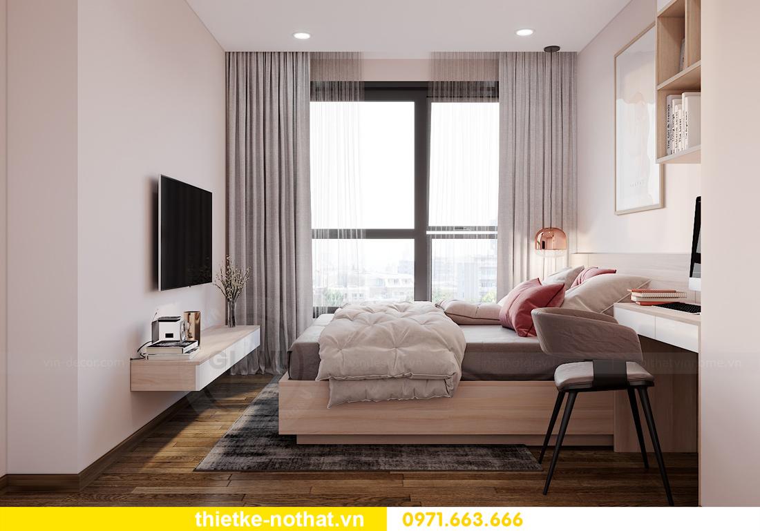 mẫu nội thất chung cư Vinhomes West Point tòa W1 CH03 8