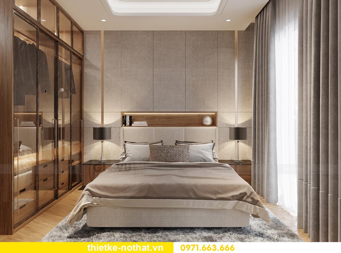 thiết kế nội thất biệt thự đẹp tại Vinhomes OCean Park 7