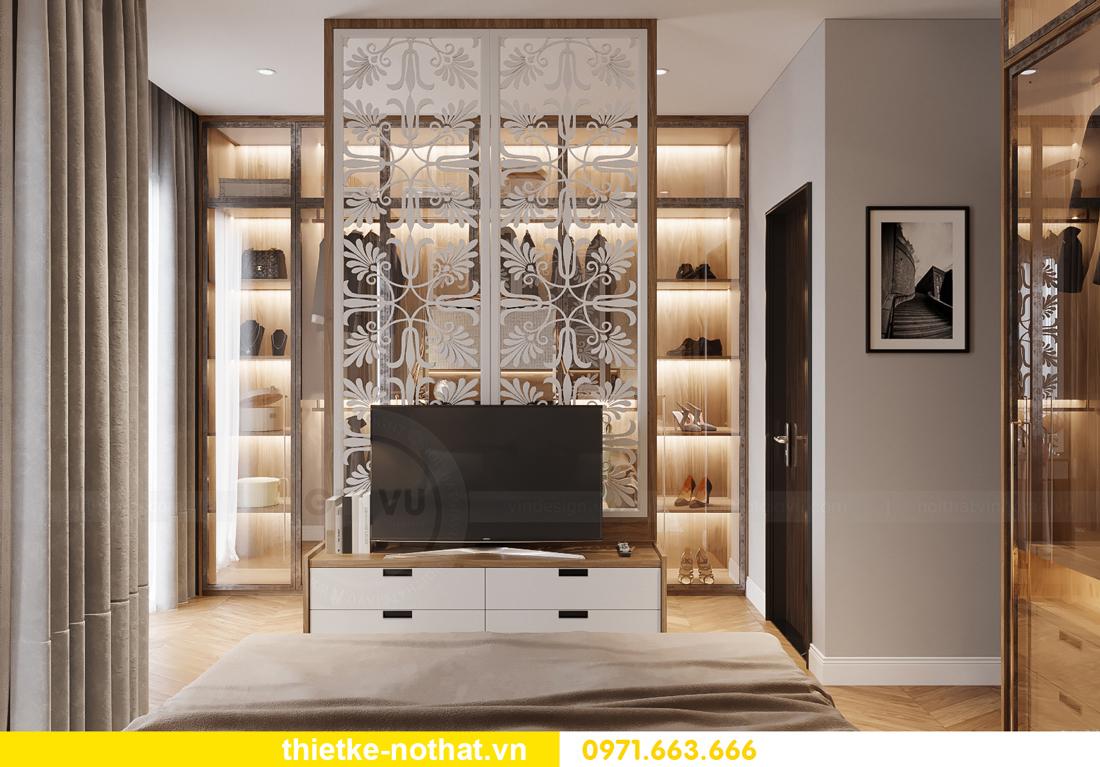 thiết kế nội thất biệt thự đẹp tại Vinhomes OCean Park 9