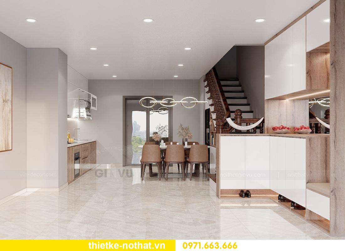thiết kế nội thất biệt thự hiện đại sang trọng 1