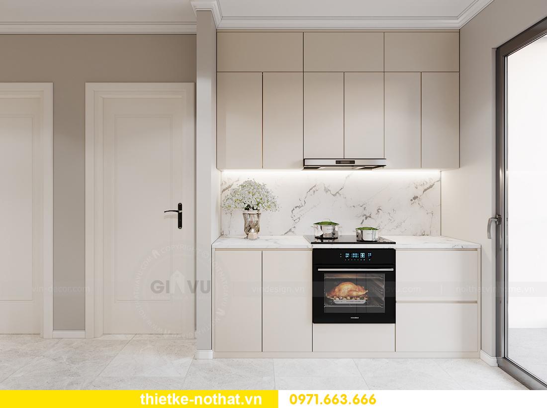 thiết kế nội thất chung cư IA20 Ciputra căn 3 phòng ngủ 7