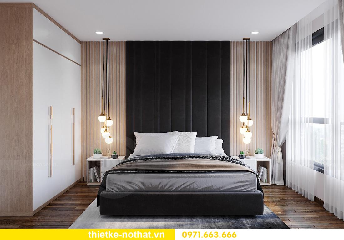 thiết kế nội thất chung cư Vinhomes West Point W1 căn 02 7