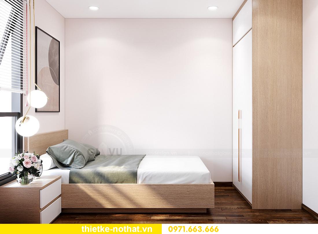 thiết kế nội thất chung cư Vinhomes West Point W1 căn 02 9