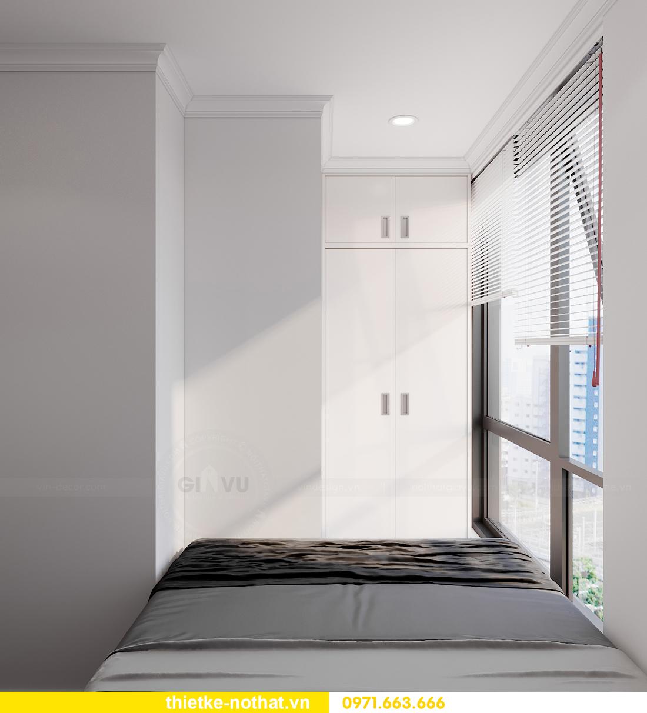 thiết kế nội thất siêu đẹp tại chung cư Sunshine Garden 11